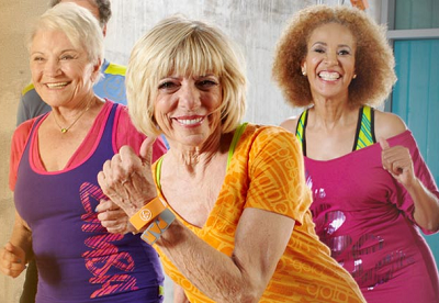 zumba gold dance fitness for older adults